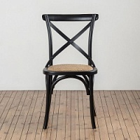 стул SILVIE 2 CHAIR NOIR 359152